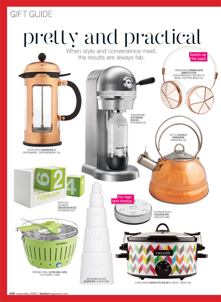 LOULOU - Gift Guide 2014 pg3