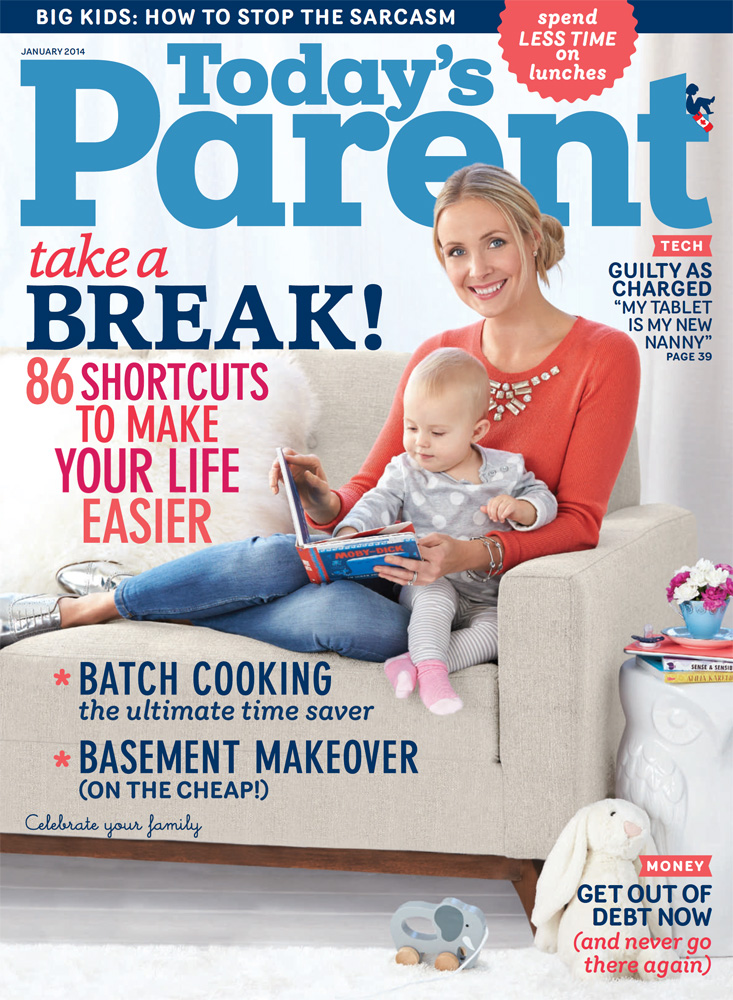 Today's Parent - January 2014