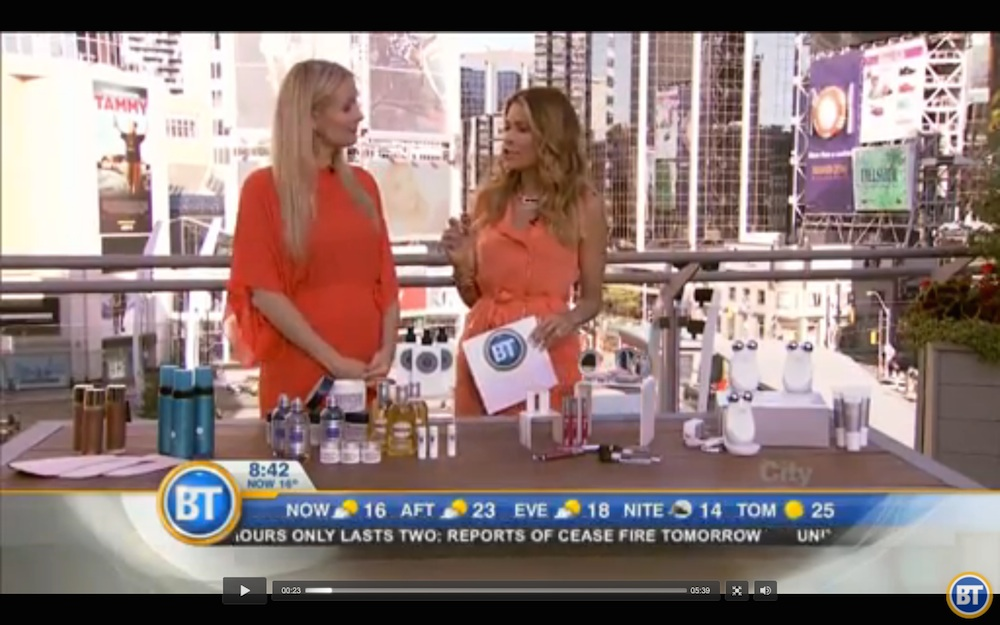 Breakfast TV Toronto, Beauty Day
