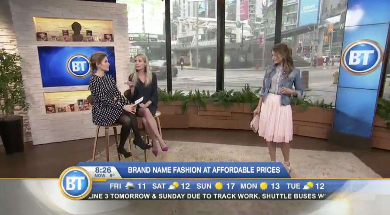 Affordable Spring Fashion Finds –BT Toronto