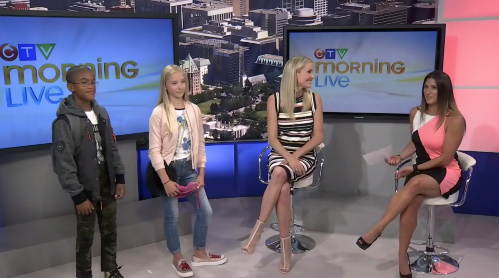 Affordable Back to Schools Looks –  CTV Morning Live Ottawa