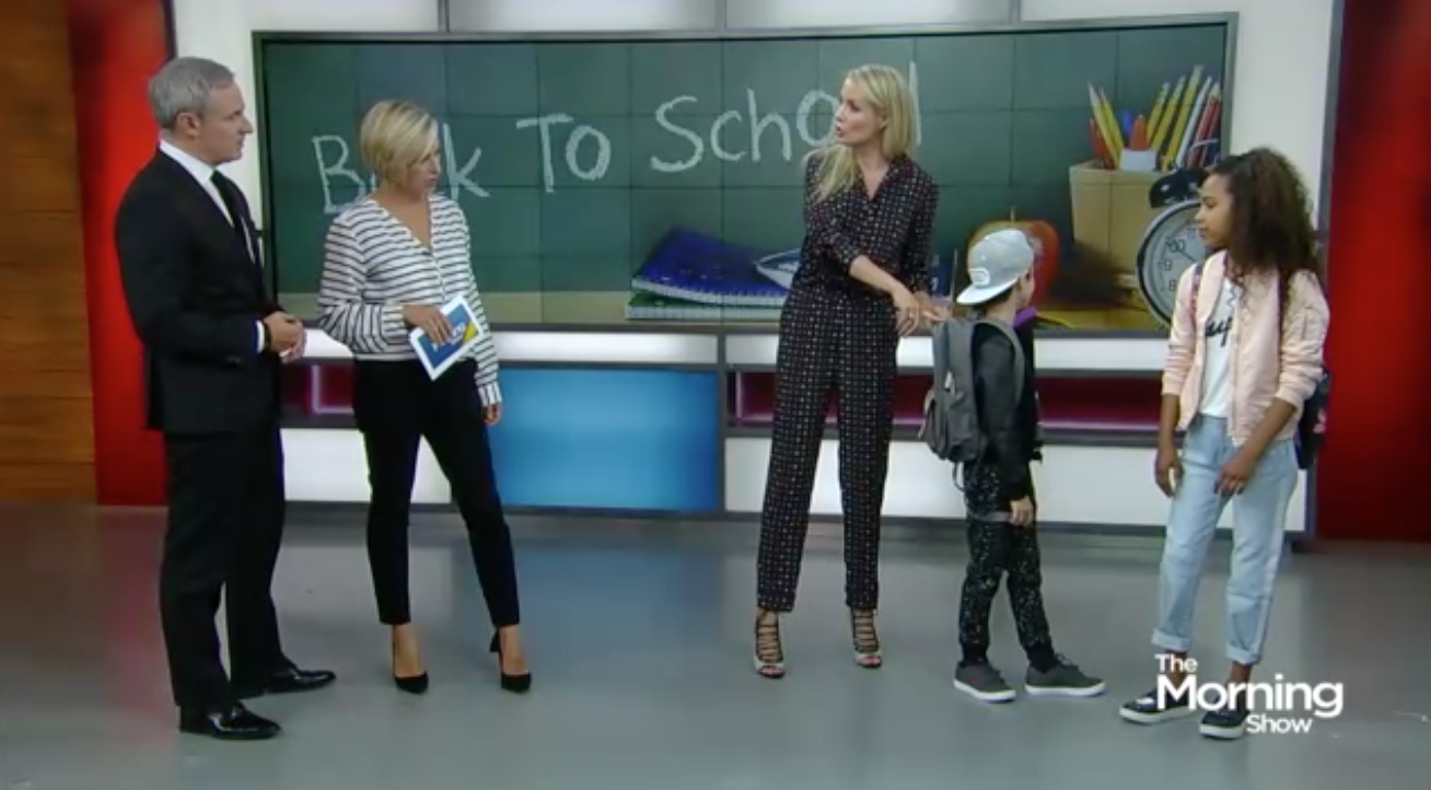 Back to School Shopping for all Ages –  The Morning Show Toronto