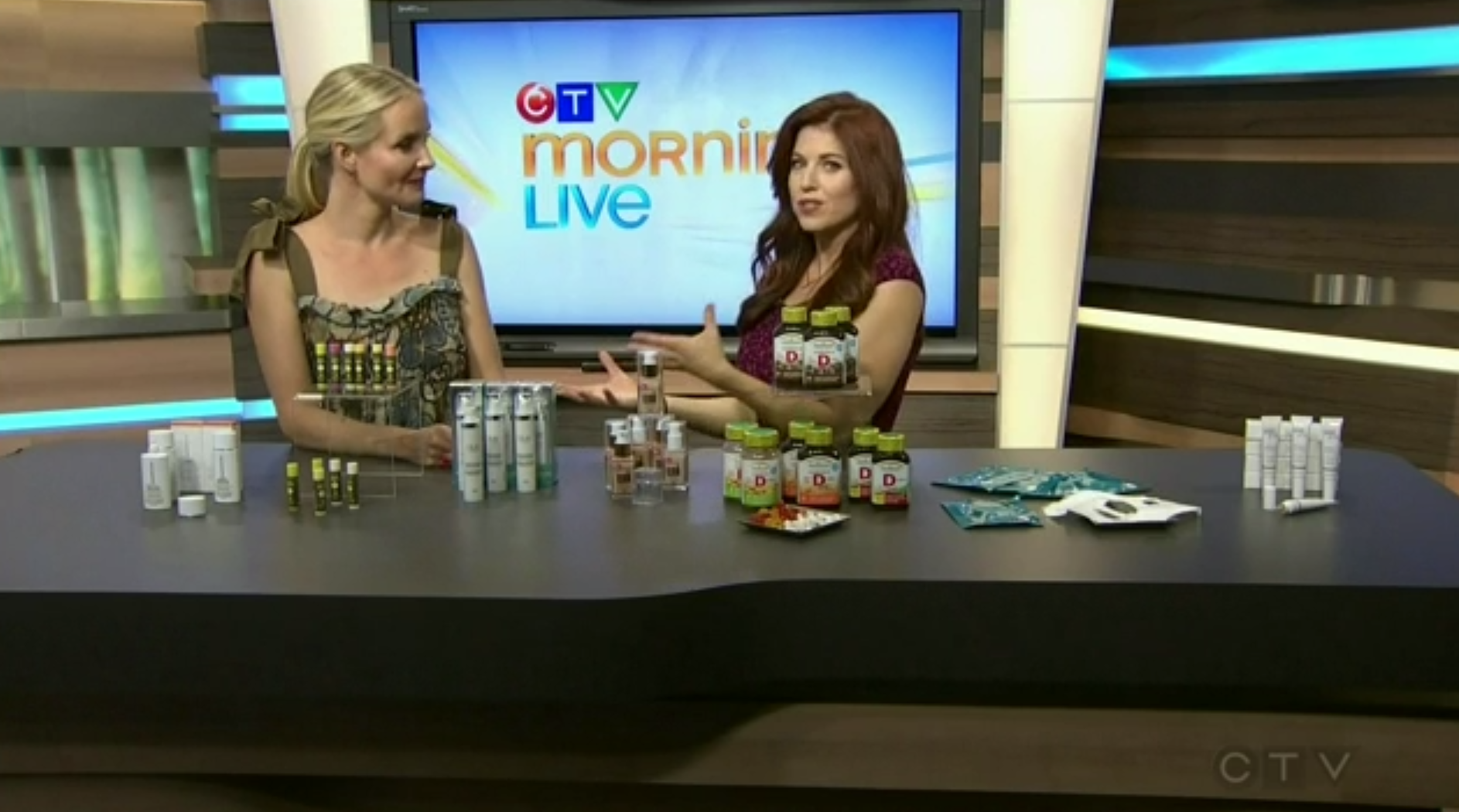 Summer Skincare – CTV Morning Life Winnipeg