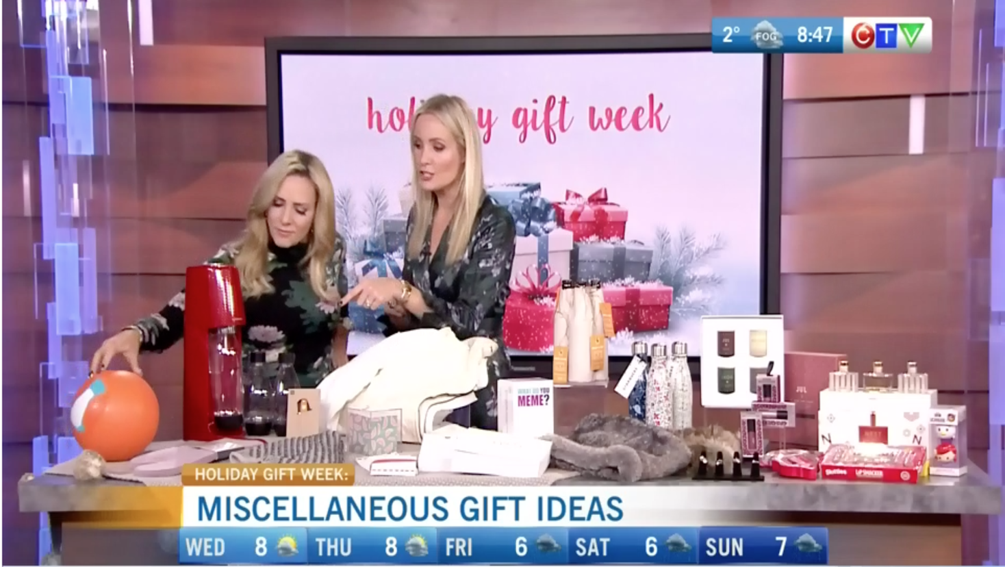 Miscellaneous Gift Ideas - CTV News Vancouver