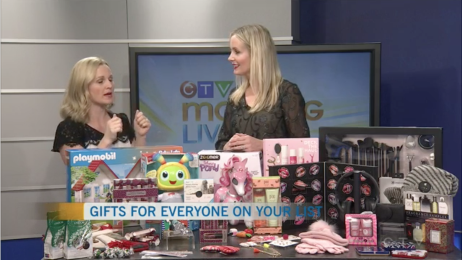 Gifts for Everyone - CTV Ottawa