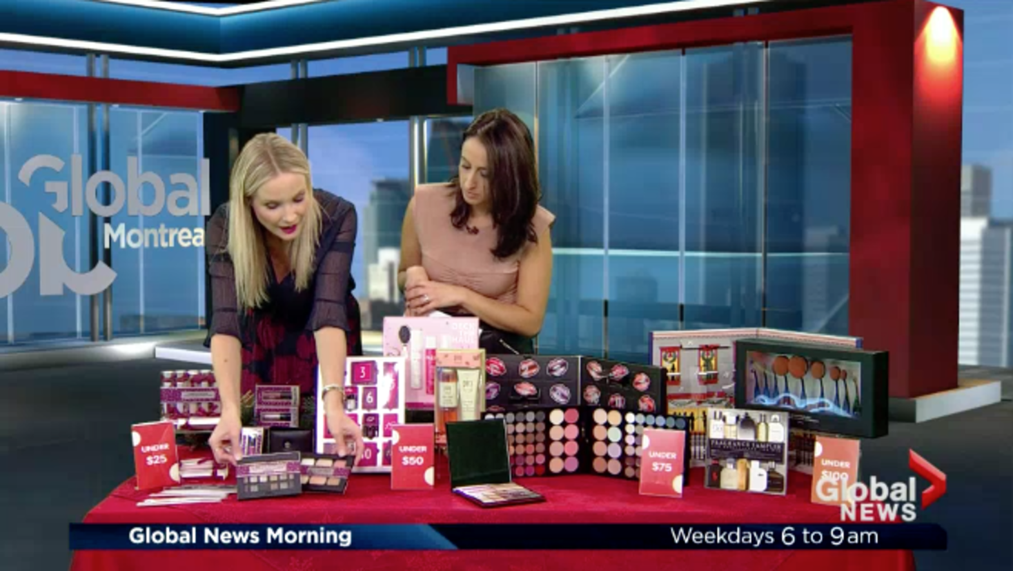 Beauty Gifts for Any Budget - Global Montreal